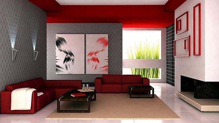 Interior Creative Hall