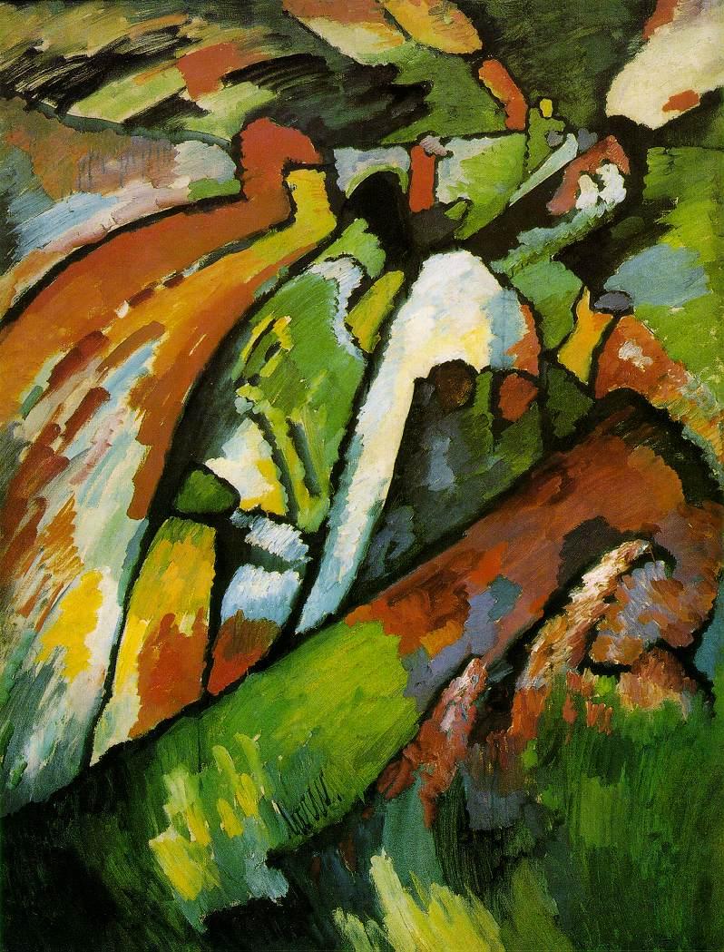 El mundo del arte abstracto artistas reprentativos - Donde estudiar pintura ...