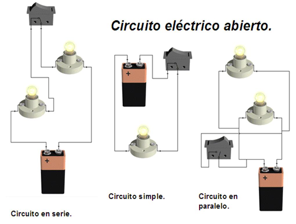 Circuito Simples : Mi aula tic ° electricidad y circuitos electricos