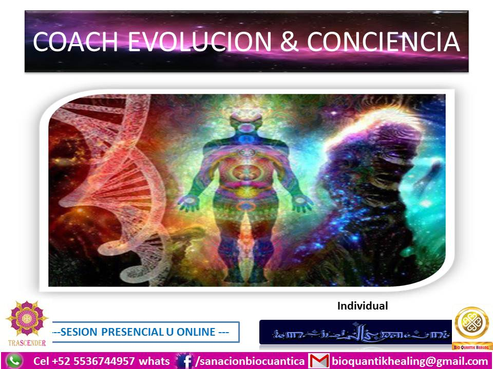 COACH EVOLUCION & CONCIENCIA
