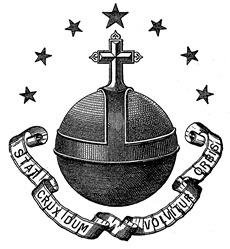 Emblema de la Orden Cartujana