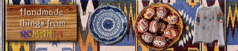 Handmade things from Romania