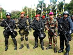 Tentara Nasional Indonesia (TNI) - Mahasiswa Beasiswa TNI Desember 2012