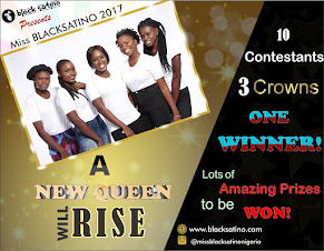 MISS BLACKSATINO NIGERIA 2017