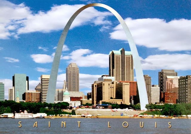Arch in Saint Louis