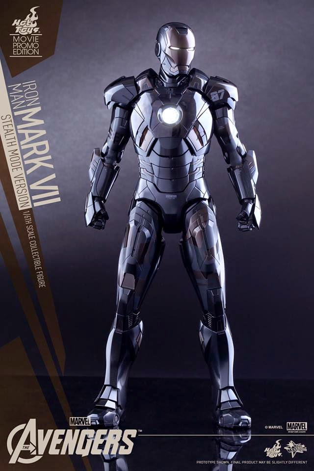iron man hot toys action figure