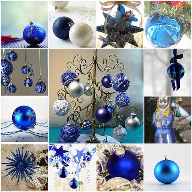 Fun plannet modern christmas tree ideas for Contemporary christmas decorating ideas
