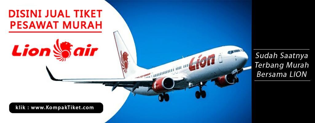 Cari Tiket Pesawat Murah, Mudah Dan Cepat di KompakTiket.com