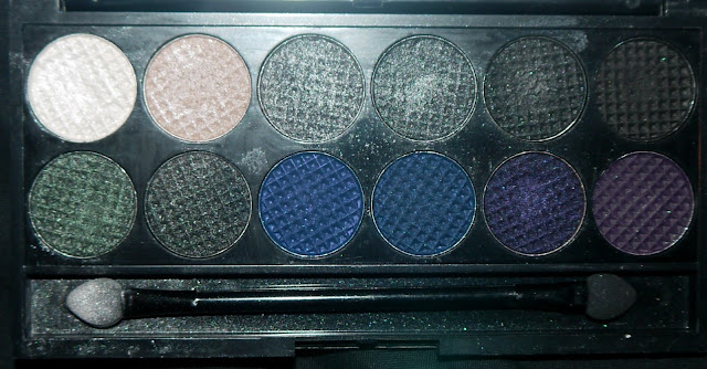 Sleek Bad Girl Palette Review