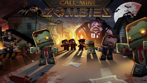 Call of Mini: Zombies APK + Datos SD