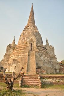 Wat Sri Sanphet nice view