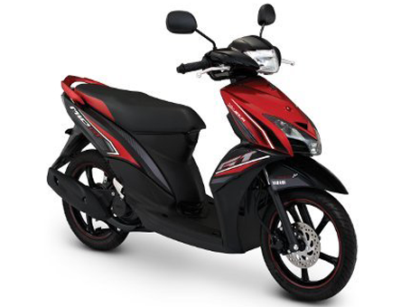 YAMAHA MIO GT SPECIFICATIONS
