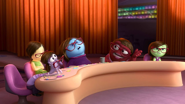 Crítica de la película Inside Out (Intensamente)