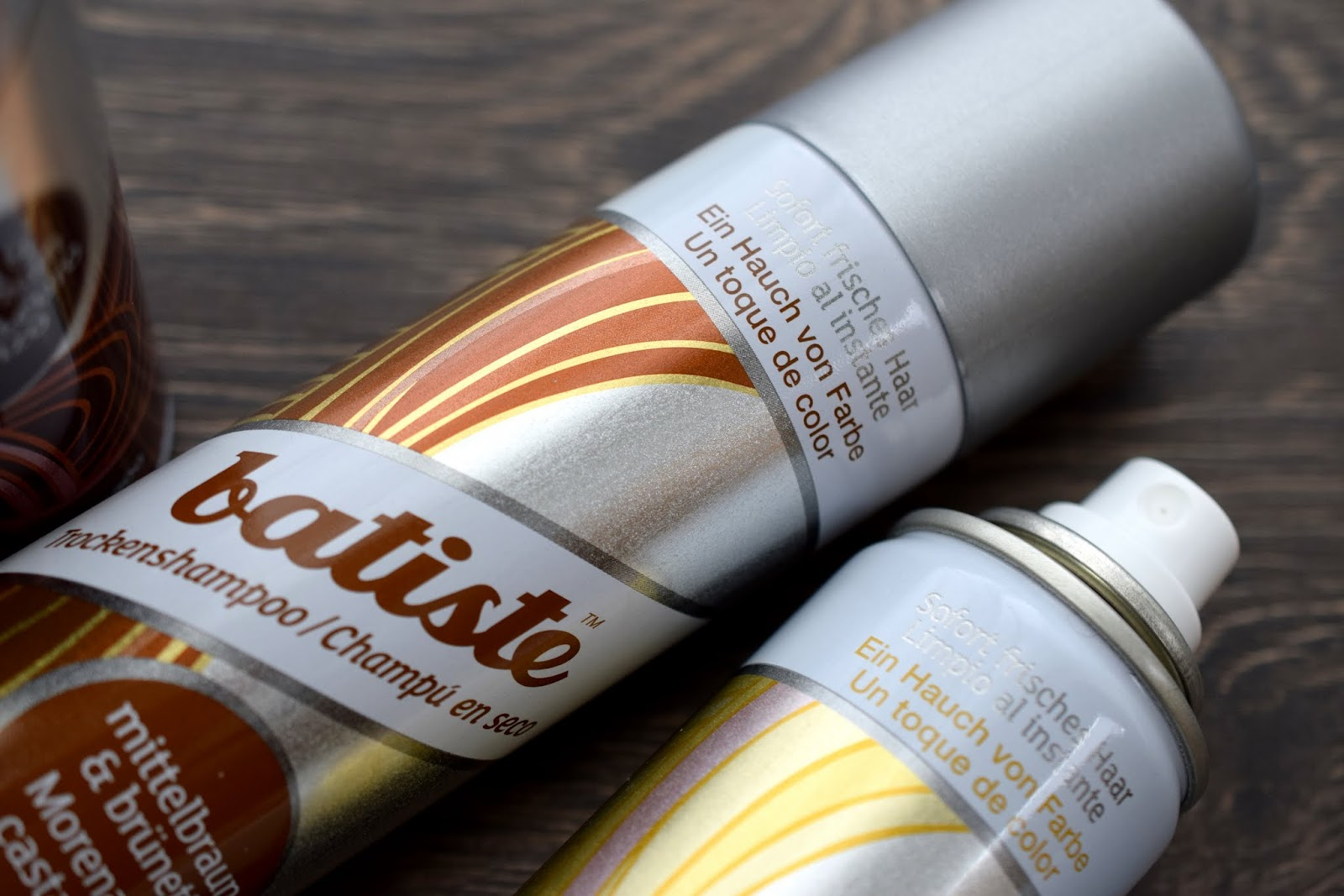 Batiste Hint of Colour Dry Shampoo