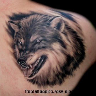 Wolf Tattoo Meanings