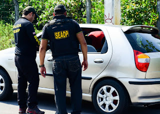 """CIDADES - SSP-AM realiza operação """"Meu Bairro Mais Seguro"""" no Santa Etelvina"""