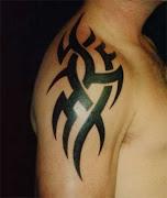 New Tribal Tattoos for Men