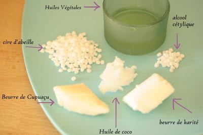 cosmétique maison recette baume à lèvres hydratant au beurre de karité
