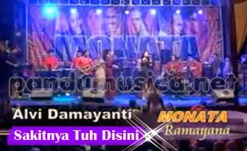 Sakitnya Tuh Disini – Alvi Damayanti – Monata Live Kokop 2014