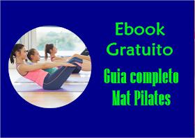 Guia grátis sobre Mat Pilates