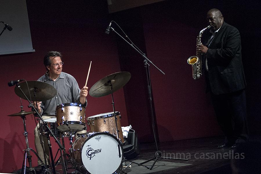 Jo Krause i Jesse Davis, Auditori de Vinseum, Vilafranca del Penedès, 16-5-2015