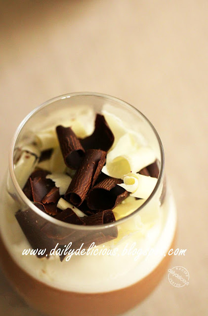 Melt Chocolate Into Mascarpone