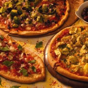 LEBANESE RECIPES: Whole-Wheat Pizza Dough Recipe