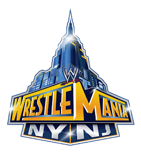 Wrestling signs at WrestleMania 29 XXIX