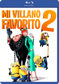 Mi Villano Favorito 2 HD 1080p Dual 2013