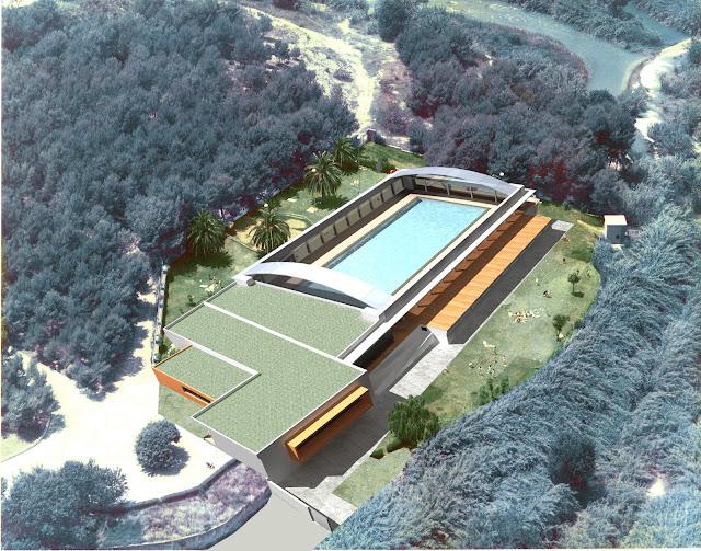 Blog gad arquitectura arq cs arquitectura reciente en castell n 00 10 de gira - Piscina olimpica castellon ...