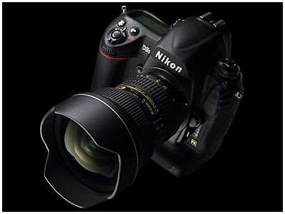 Review dan Spesifikasi DSLR Nikon D3S
