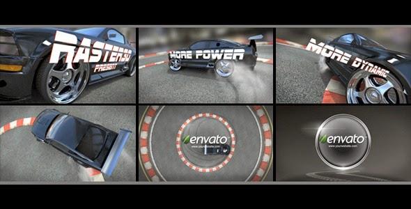 VideoHive Avto Logo