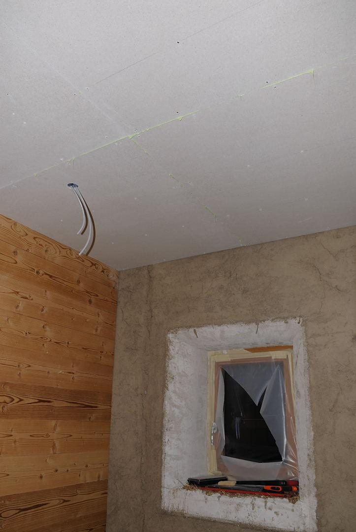paille en diois plafonds suite poele suite faux colombage. Black Bedroom Furniture Sets. Home Design Ideas