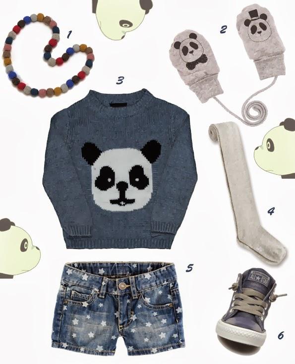 Look petit panda