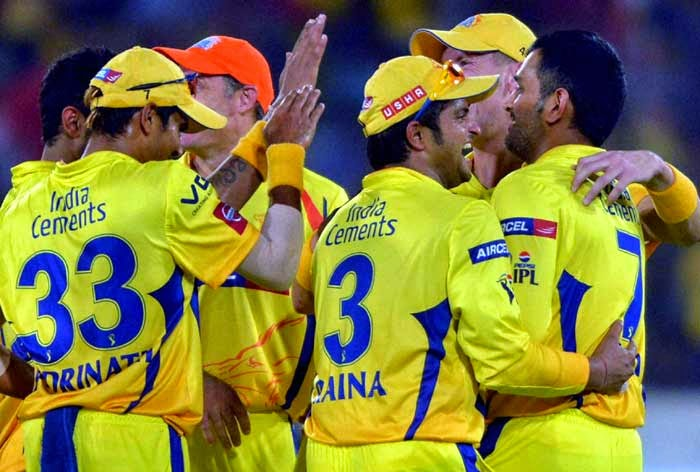 Chennai SuperKings IPL Wallpapers Free Download