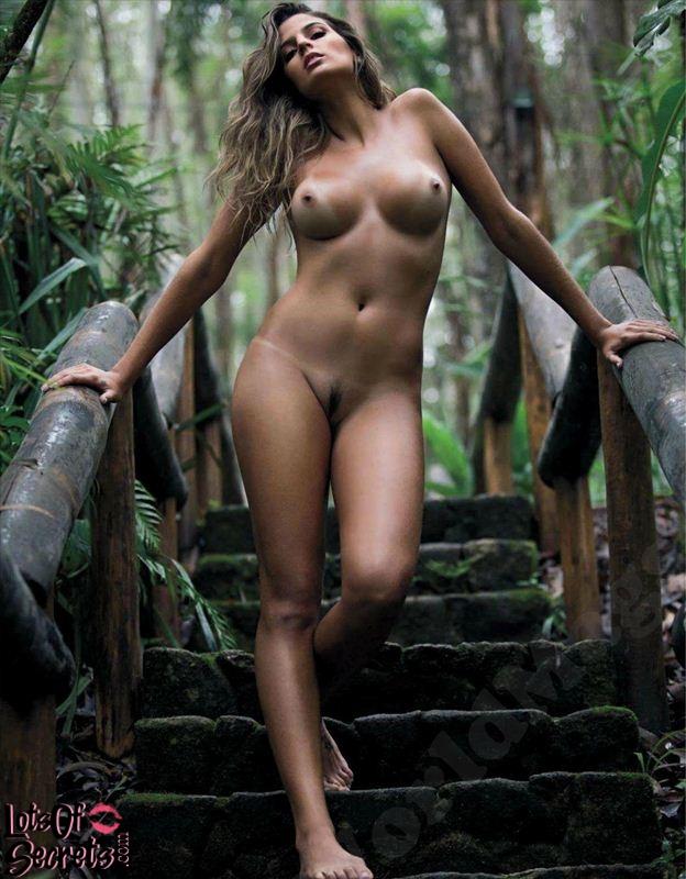 Mariana Ochoa Nude