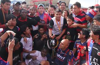 Deportivo Quito Campeón del fútbol Ecuatoriano 2011