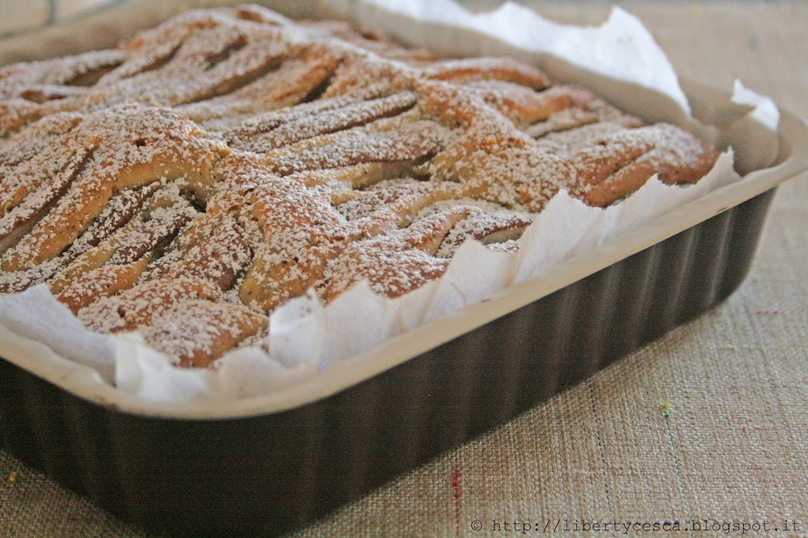 torta alle pere / pears cake