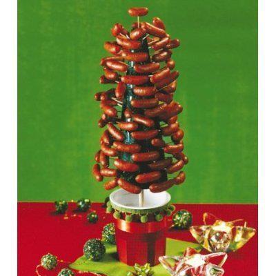 Stepford Sisters Christmas Tree Foods