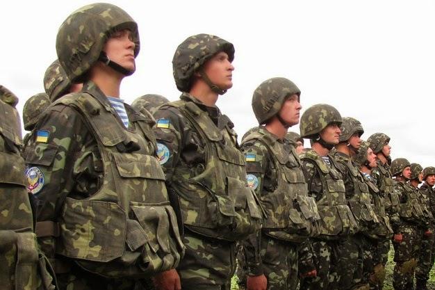 Парламент утвердил Указ президента Порошенко о мобилизации в 2015 году