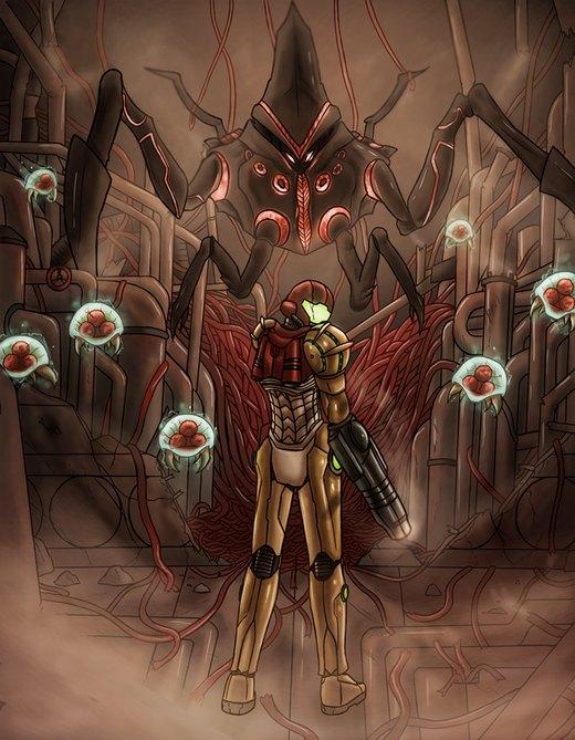 Metroid Prime por Arabesque91