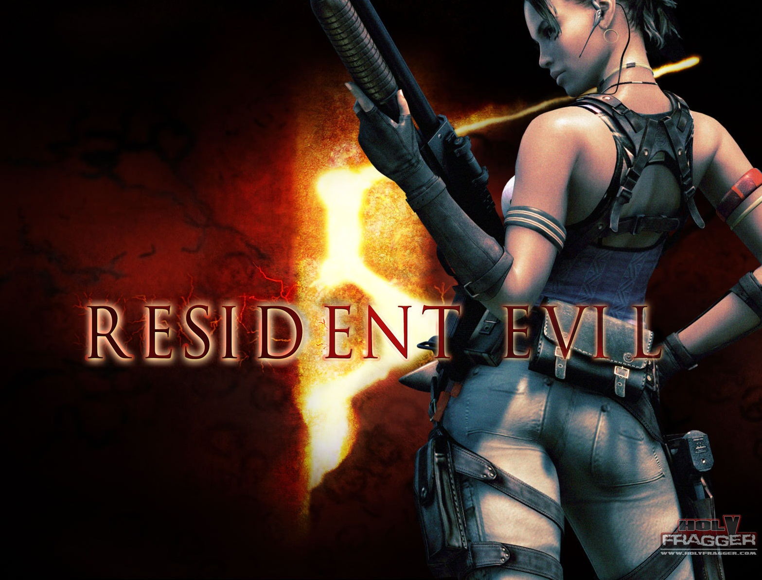 Resident Evil 4 PC Game Features