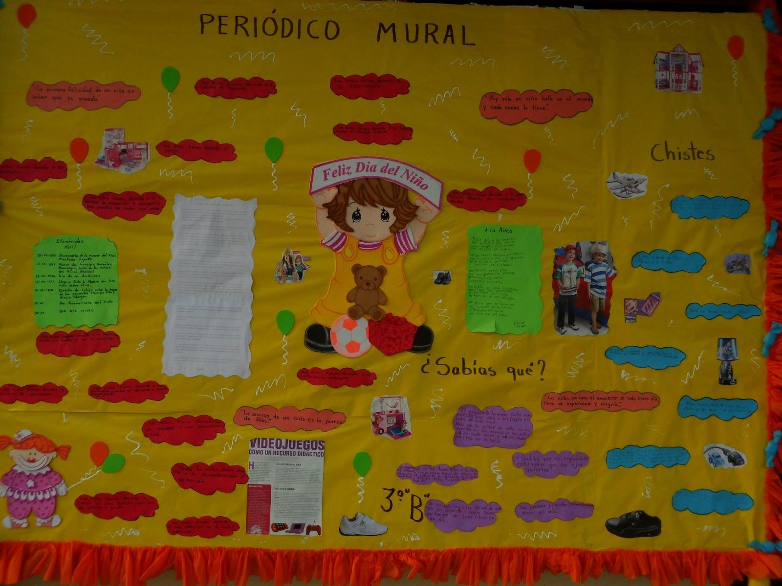 Periodico Mural Al Dia Del Maestro | MEJOR CONJUNTO DE FRASES