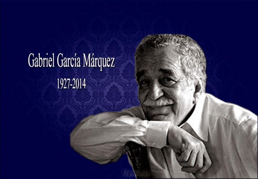 Gabriel García Márquez - Descanse en paz