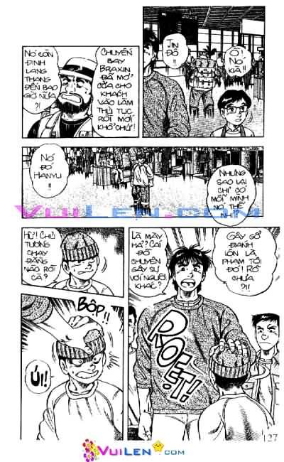 Jindodinho - Đường Dẫn Đến Khung Thành III  Tập 4 page 127 Congtruyen24h