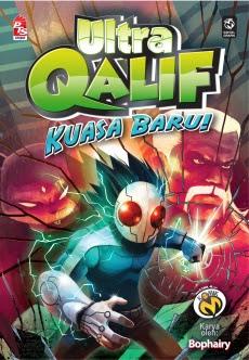 Ultra Qalif 4 Kuasa Baru Komik M