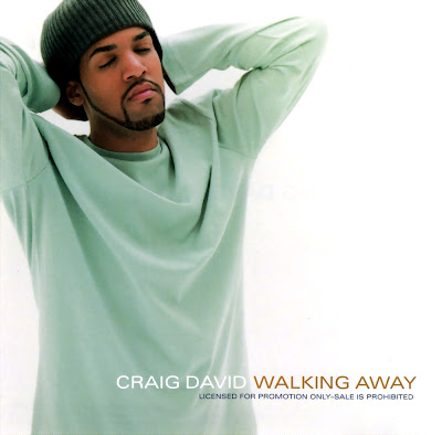 Craig David - Walking Away-(Promo_CDS)-2002