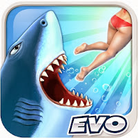 Hungry Shark Evolution Para - Elmas Hilesi İndir