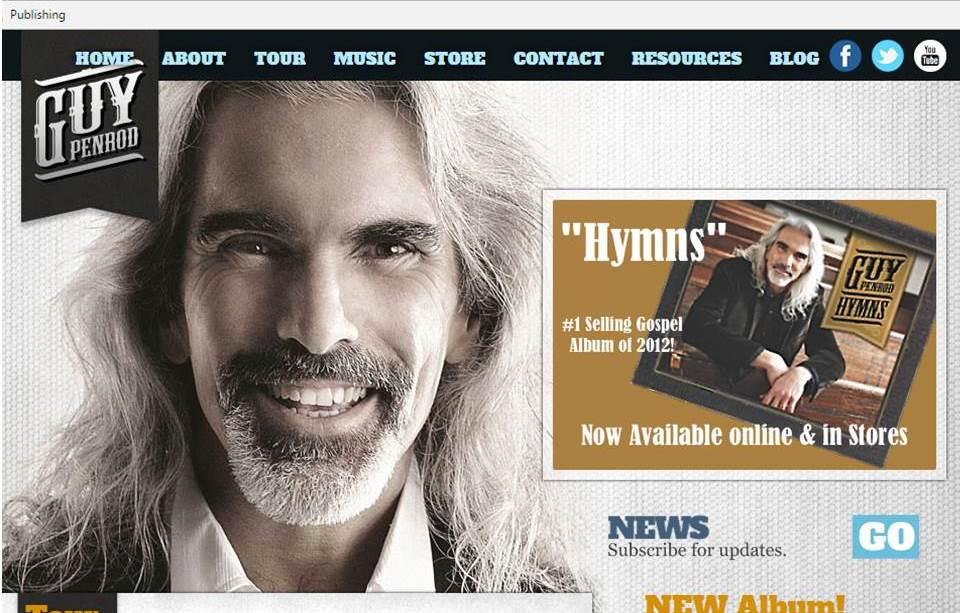 Guy Penrod (Website)