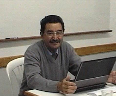 Pastor Luis E. Llanes